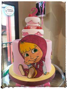 masha cake