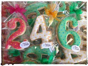 i nostri biscotti decorati